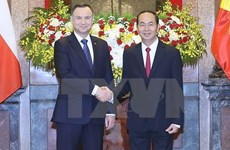 Vietnam, Poland agree to increase high-level delegation exchange