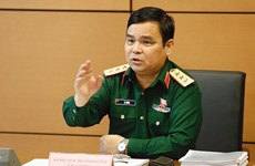 Deputy Defence Minister receives Russian chief military prosecutor