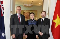 Vietnam deepens relations with Australia