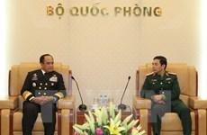 Vietnamese, Indonesian navies deepen cooperation