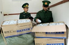 Vietnam, China launch joint anti-smuggling campaign