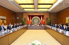 Vietnam, Poland forge friendship parliamentarians' cooperation