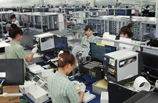 Foreign firms dominate VN electronics