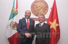 Mexico parliament values ties with Vietnam