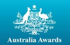 Australia Awards Scholarship recipients to start studies in Australia