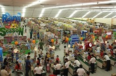 Vietnam's retail sales to touch over 1.9 trillion USD