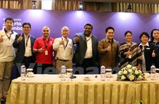 Indonesia speeds up preparations for Asian Games