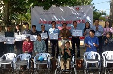 Activities held for people with disabilities