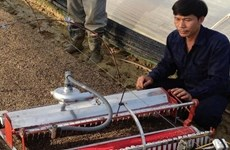 Farmers create innovative machines to save time, costs