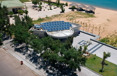 Solar power to light up Tuy Hoa walking street
