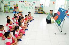 Japanese Kids Corporation interested in Vietnam's kindergarten market