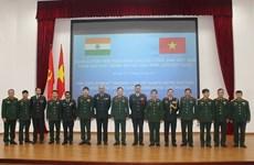India helps train Vietnam UN peacekeeping force