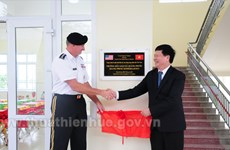 US Pacific Command finances kindergarten in Thua Thien-Hue