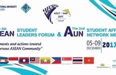 ASEAN students gather to build prosperous bloc