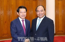 PM: Vietnam gives top priority to relationship with Laos
