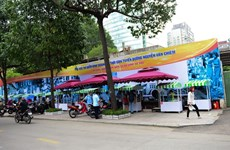 HCM City creates space for street vendors