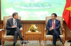Deputy PM lauds USAID's contributions to socio-economic development