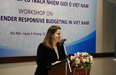 Workshop seeks measures to promote gender responsive budgeting