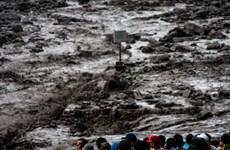 Volcanic eruption hurts Indonesia tourism