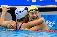 Vietnamese swimmer continue to shine at World Para Championships