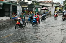 Ho Chi Minh City faces severe floods