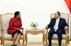 PM asks for enhanced Vietnam-South Africa trade