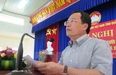Former PVN President Nguyen Quoc Khanh suspended from work