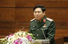 Defence Minister hosts US Ambassador