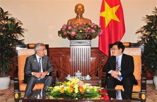 Qatar values ties with Vietnam: State Minister for Foreign Affairs