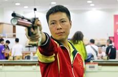 Vietnam earns bronze at Asian air pistol champs