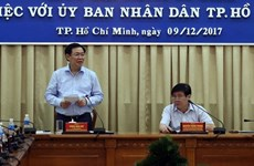 HCM City wants to up Gov't workers' salaries