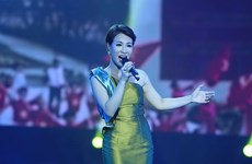 Vietnamese singers to sing in youth show