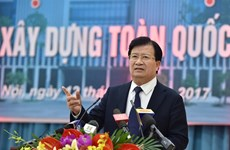Building material industry must go green: Deputy PM