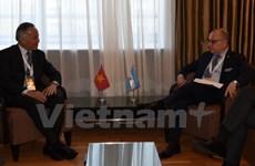 Vietnam, Argentina works to boost trade