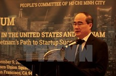 HCM City wants US universities' support in startup promotion