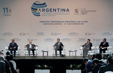 WTO conference ends without substantial deals