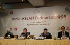 India promotes relations with ASEAN