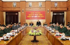 Party chief directs Central Military Commission's work for 2018
