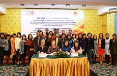 UNFPA helps Vietnam respond to gender-based, domestic violence