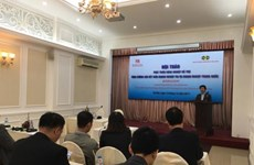 Workshop seeks to promote links between domestic and FDI firms