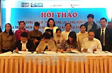 Thua Thien-Hue: Project strives for better future for needy children, youth