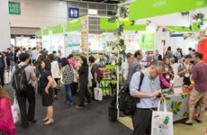 Vietnam attends ASEAN Natural & Organic Show in India