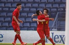 Vietnam beat Thailand, take third place in M-150 Cup