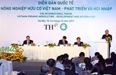 Organic farming – important part of Vietnam's agriculture, PM says