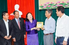 Cambodia learns from Soc Trang's experience in religious affairs
