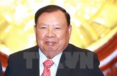 Lao Party chief, President Bounnhang Vorachith's visit to boost bilateral ties