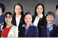 Vietnam records high female executive rate in Asia