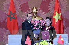 Vietnam, Morocco parliaments' new deal expected to boost bilateral tie