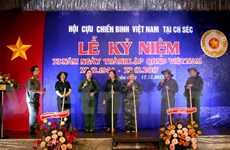 Vietnam People's Army Day marked in Czech Republic