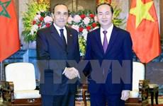 Vietnam welcomes Moroccan investors: President
